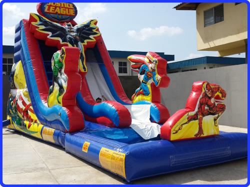 Juegos Acuaticos Arlequin